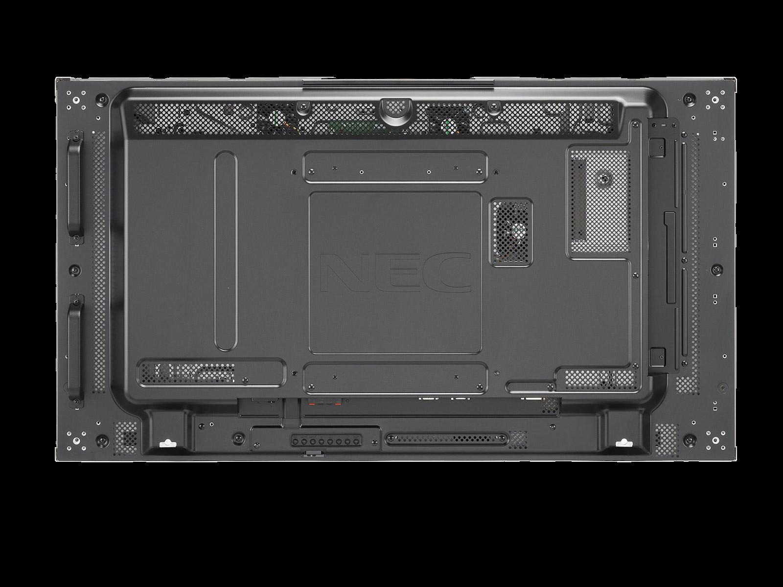 X554UNV-DisplayViewBackBlack